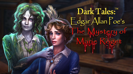 Dark Tales: Edgar Allan Poe - The Mystery of Marie Roget на български език