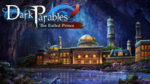 Текстово помагало за играта Dark Parables 2: The Exiled Prince