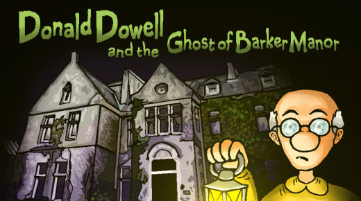 Българска версия на Donald Dowell and the Ghost of Barker Manor