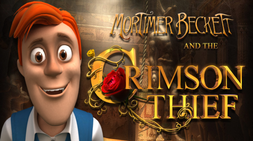 Mortimer Beckett and the Crimson Thief на български език